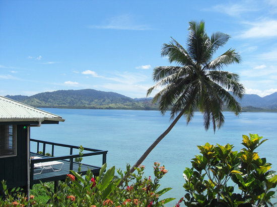 Lomalagi Resort ~ Fiji: Only 6 very private villas