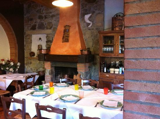 Podere Cortesi Agriturismo Il Molinaccio: ristorante