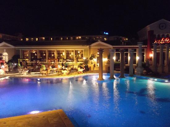 Bahamian Night Picture Of Sandals Royal Bahamian Spa