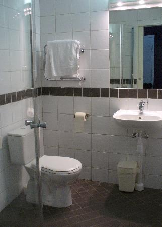 Connect Hotel Arlanda: il bagno