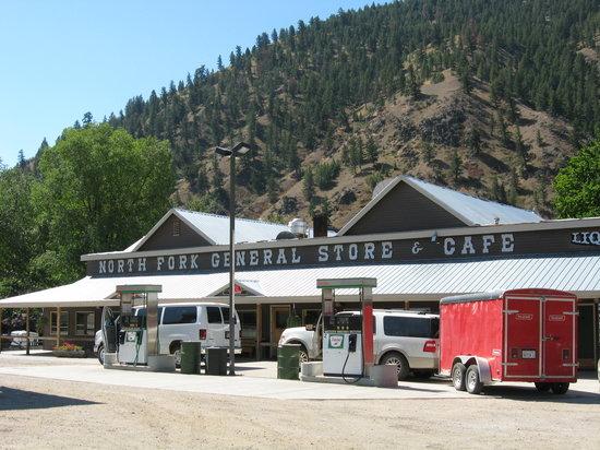 The Village at North Fork, Idaho