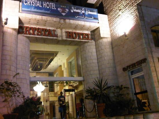Crystal Hotel : Main Entrance