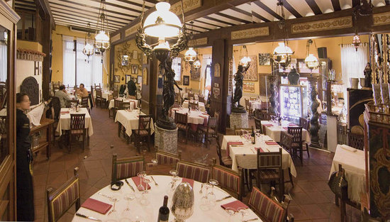 Arevalo, Espanha: sala