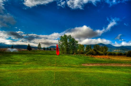 Fairmont Hot Springs Resort: Golf anyone?