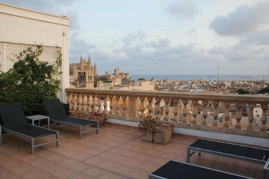 Almudaina Hotel : Roof top terrace