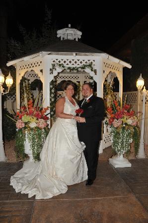 Shalimar Wedding Chapel Gazebo Photo