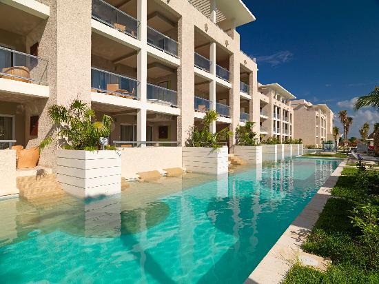 Paradisus Playa del Carmen La Perla: Swim Up Suites