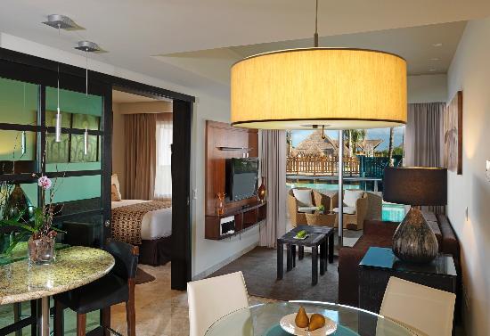 Paradisus Playa del Carmen La Perla: One Bedroom Swim Up Suite