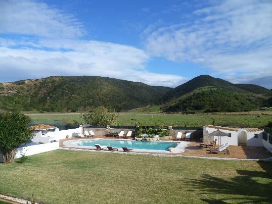 Casa Fajara Rustic Boutique House & Hotel: Pool