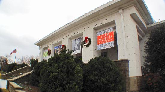 Huntsville Museum of Art: Front