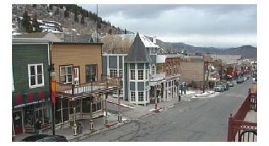 Live Webcam of Historic Main Street