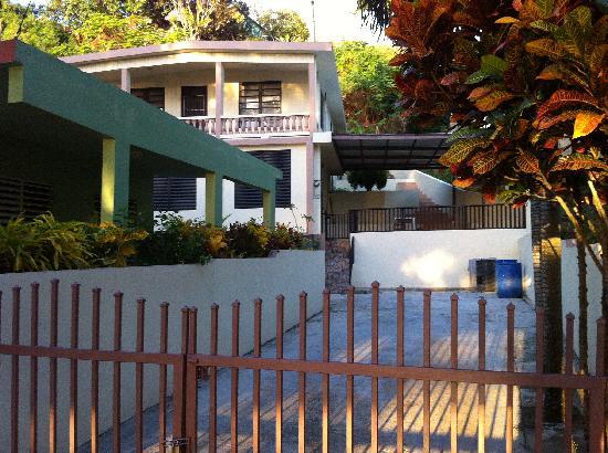 Pardo's Guesthouse : Beach House