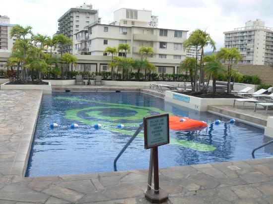 Pool Picture Of Hilton Waikiki Beach