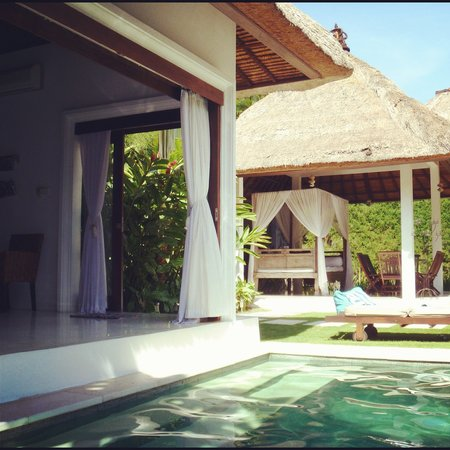 Andari Bali Villas: My room at Semara