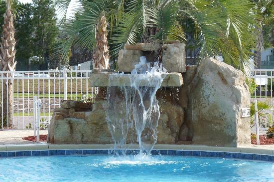 Emerald Coast Rv Beach Resort New Pool
