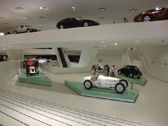 interior picture of porsche museum stuttgart tripadvisor. Black Bedroom Furniture Sets. Home Design Ideas