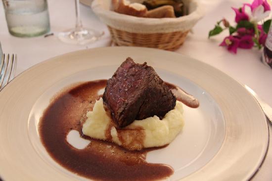 The Chef's Table by La Villa Mahana: beef