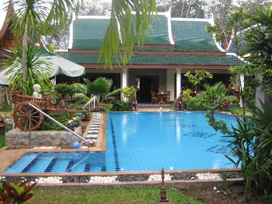 Baan Malinee Bed and Breakfast: Beautiful place to stay