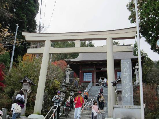 Mt. Mitake: Musashi-Mitake Shrine