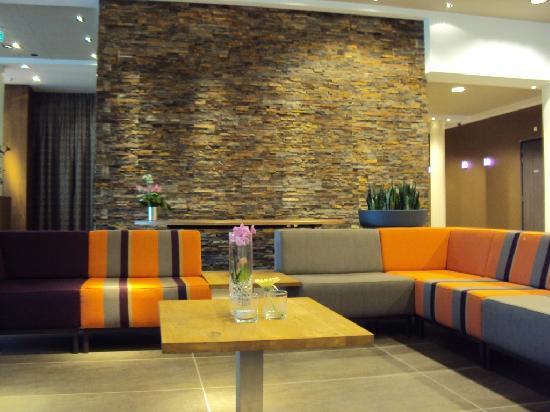 lobby of hotel lumen