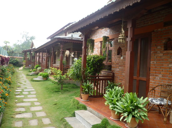 Vardan Resort n' Apartment: Cottage style accommodation