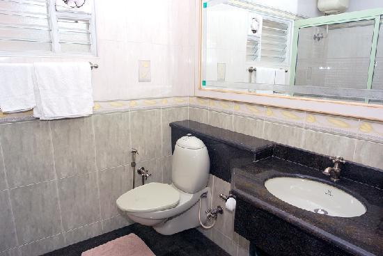 Havilla Bed & Breakfast : Ensuite Bathroom