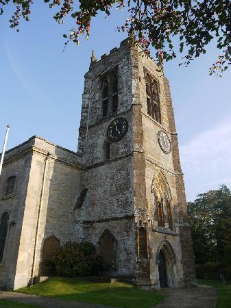 Cartwright Hotel: Aynho - St.Michael's 14th century Church.