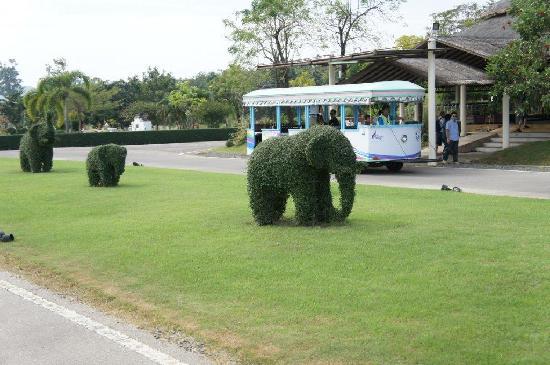 Sea View Resort & Spa Koh Chang: Trat airport