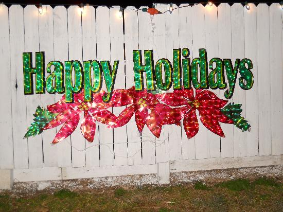 The Clarketon Motel: Happy Holidays from The Clarketon