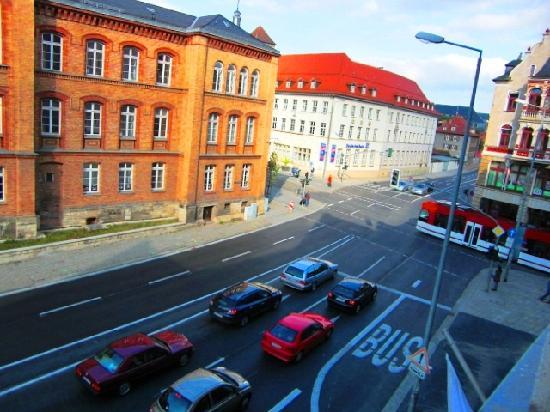 BEST WESTERN PLUS Hotel Excelsior: Ein Blick auf Erfurt