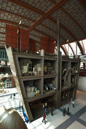 The Maritime Experiential Museum: Bao Chuan