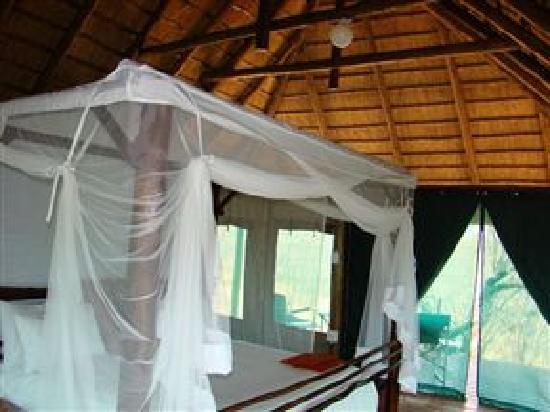 Muweti Bush Lodge: Comfort in the wild