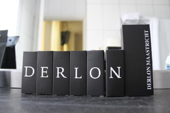Derlon Hotel Maastricht: nice bathroom goodies