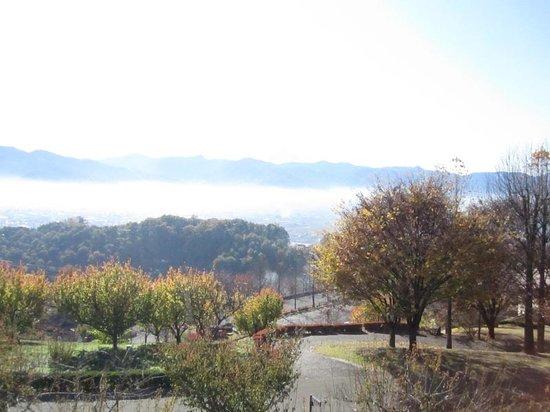 Yamanashi, Japonya: 坂が多め。よく整備されています。