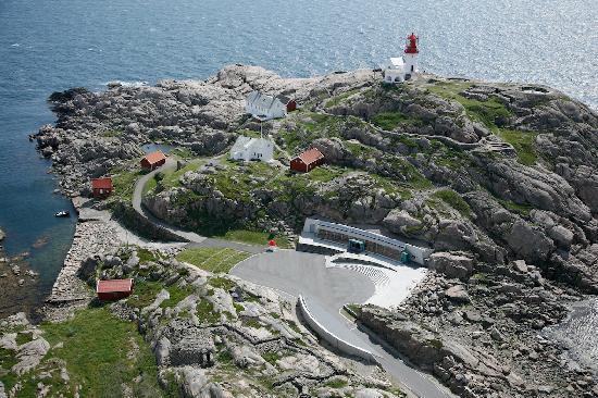 Spangereid, Norwegen: Fyr området