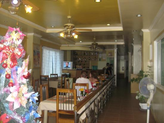 Boracay Breeze Resort: Dining area