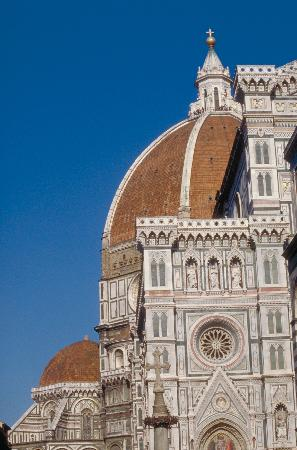 Caf Florence, Tuscany & Italy Tours: Florence, the Duomo and Giotto bells tower