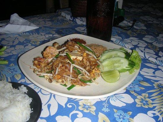 Simanta : pad thai
