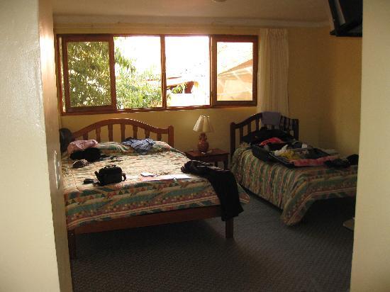 La Posada Del Abuelo: unser Zimmer