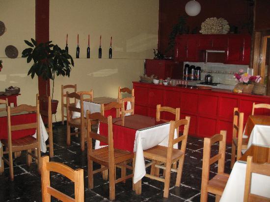 La Posada Del Abuelo: Frühstücksraum