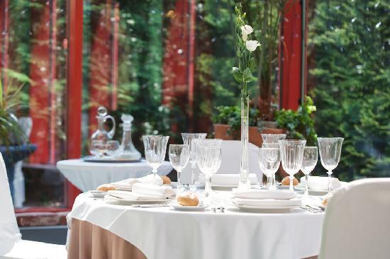 BEST WESTERN Vilnius: Winter Garden Dining