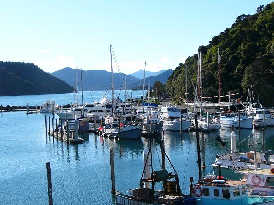 McCormick House Luxury Accommodation: Picton Harbour