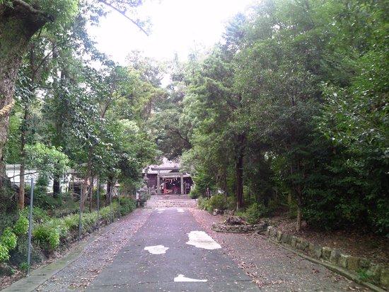 Hosoe Jinja Shrine