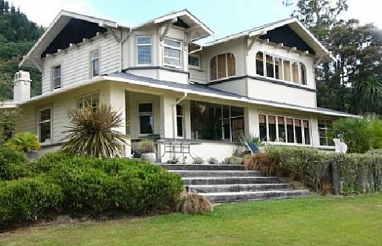 McCormick House Luxury Accommodation: McCormick House