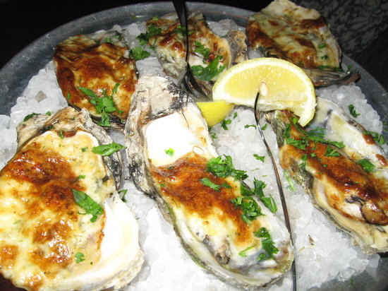 Pappadeaux Seafood Kitchen: カキ