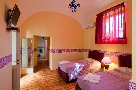 Gio House: camera da letto