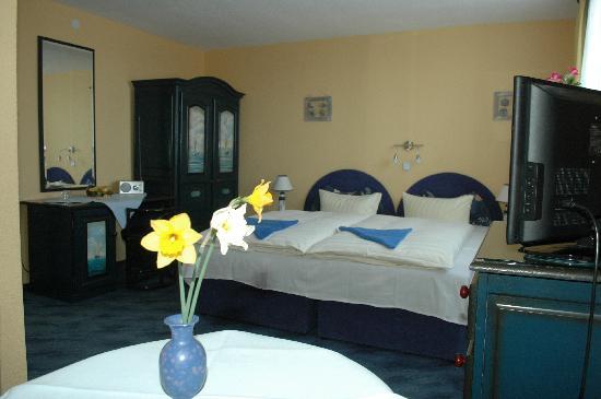 Landhotel Ostseetraum & Ferienwohnungen: Zimmer