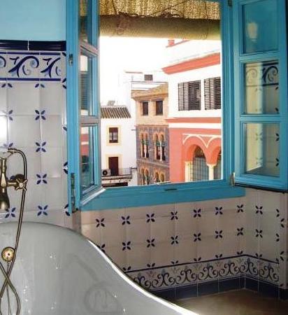 Posada San Fernando: Baño