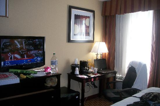 La Quinta Inn & Suites Brooklyn Downtown: Desk