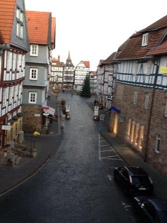 Fritzlar, Deutschland: home from home